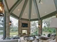 Outdoor Living at Frederica