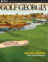 Frederica- Fazio's Coastal Masterpiece as published in Golf Georgia Magazine